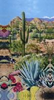 Desert Oasis 2 Fine-Art Print