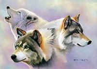 Wolves are Forever Fine-Art Print