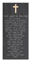 The Lord's Prayer - Chalk Fine-Art Print