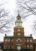 Independence Hall (Center - Color) Fine-Art Print