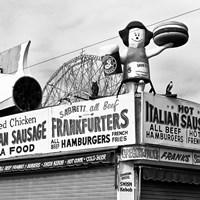 Coney Island Frankfurters Fine-Art Print
