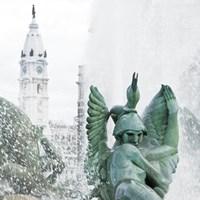 Fountain (City Hall) Fine-Art Print