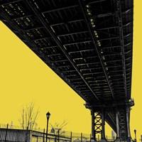 Yellow Underpass Fine-Art Print