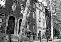 Delancy Street (horizontal) (b/w) Fine-Art Print