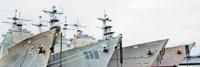 Four Ships Fine-Art Print