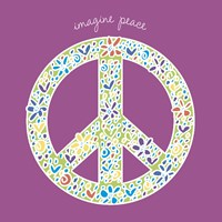Imagine Peace Fine-Art Print