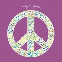 Imagine Peace Fine-Art Print