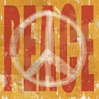 Think Peace Fine-Art Print