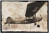 Army Plane Fine-Art Print