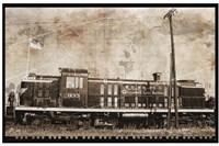 Erie Train 2 Fine-Art Print