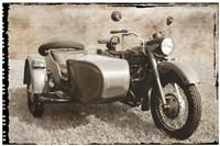 Ural Motorcycle 1 Fine-Art Print