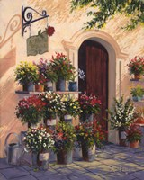 Fleurs de Paris Fine-Art Print