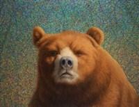 Bearish Fine-Art Print