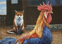 Peaceful Coexistence Fine-Art Print