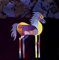 Night Foal Fine-Art Print