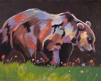 Copper Bear Fine-Art Print