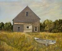 Huppers Barn Fine-Art Print
