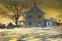January Evening Fine-Art Print