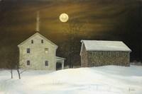 Millers Moon Fine-Art Print