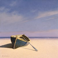 Beached Boat 1 Fine-Art Print