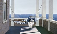 Striped Hammock Fine-Art Print