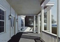 Porch Swing Fine-Art Print