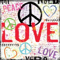 Love and Peace 1 Fine-Art Print