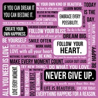 Never Give Up 2 Fine-Art Print