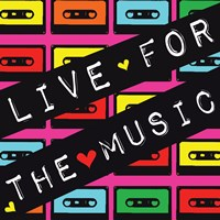Live for the Music Fine-Art Print