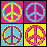 Peace - Colorful Fine-Art Print