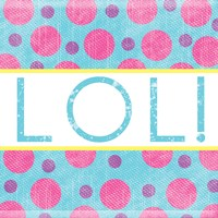 LOL Dots Fine-Art Print