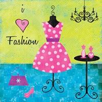 Fashion I Fine-Art Print