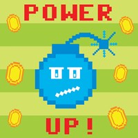 Power Up 2 Fine-Art Print