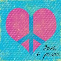 Love and Peace 2 Fine-Art Print