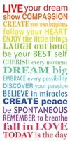 Live Your Dream 3 Fine-Art Print
