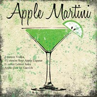 Apple Martini Fine-Art Print