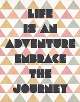 Life is an Adventure Fine-Art Print