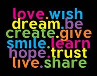 Love Wish Dream Fine-Art Print