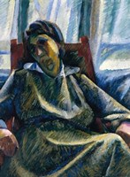 Silvia 1915 Fine-Art Print