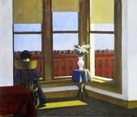 Room in Brooklyn, 1932 Fine-Art Print