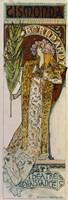 Gismonda, Paris 1894 Fine-Art Print