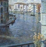 The Canal Grande in Venice Fine-Art Print