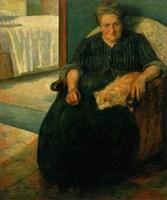 Signora Virginia, c. 1905-1910 Fine-Art Print