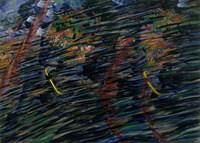 States of Mind - Those that Go (Stati D'animo, Quelli Che Vanno) Fine-Art Print