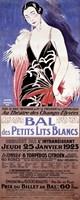 Le Bal des Petits Lits Blancs 1922 Fine-Art Print