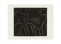 La Sieste, 1938 Fine-Art Print