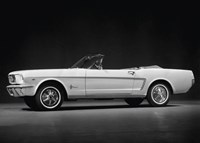 Ford Mustang Convertible, 1964 Fine-Art Print