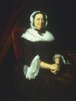 Mrs Samuel Hill (Miriam Kilby) 1764 Fine-Art Print