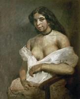 Mulatto Woman Fine-Art Print