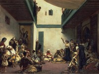 Jewish Wedding in Morocco Fine-Art Print